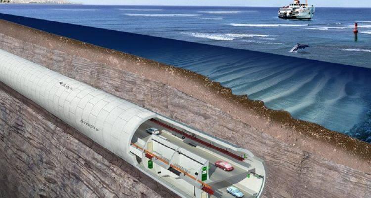 Avrasya Tüneli O Tarihte Açılıyor