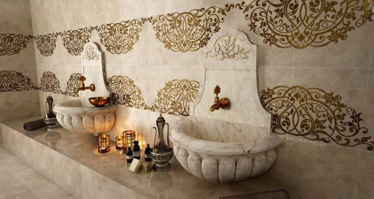 Banyolarda Tarihe Dönüş!
