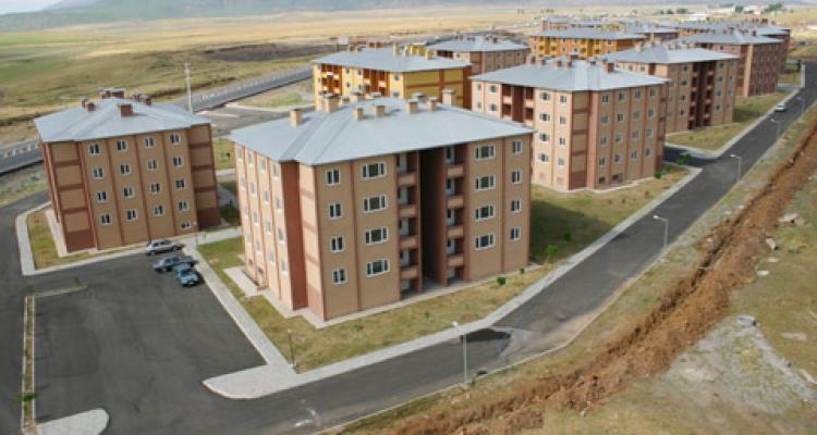 Toki'den Bitlis'te 349 Konutluk Yeni Proje