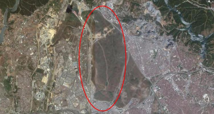 Başakşehir Şehit Piyade Çavuş Ahmet Öztürk Kışlası İmar Planı Onaylandı