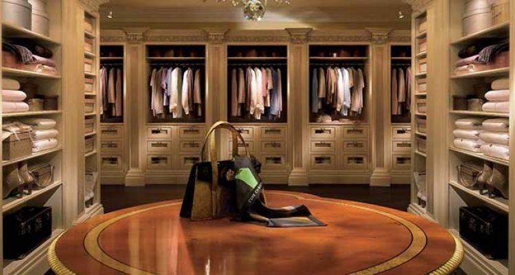 20 Giyinme Odası Dekorasyon Fikri