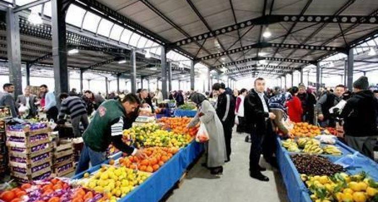 Esenler'e  13 Bin 625 Metrekarelik Yeni Pazar Geliyor