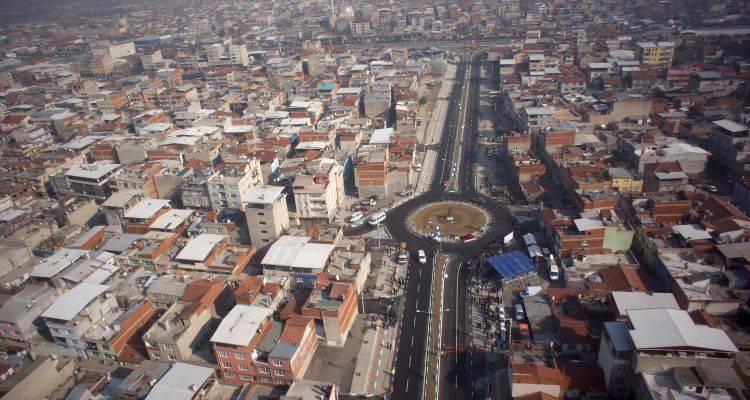 Yalova Yolu'nda 300 Milyon TL'lik Kentsel Dönüşüm