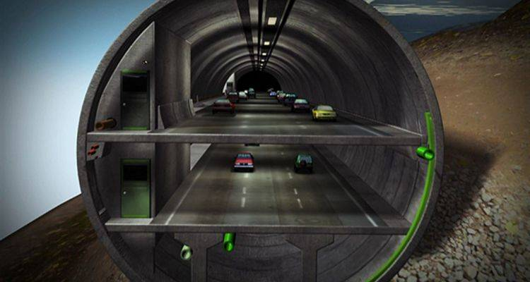 Yeni Tünel Projesinin ÇED Süreci Başladı
