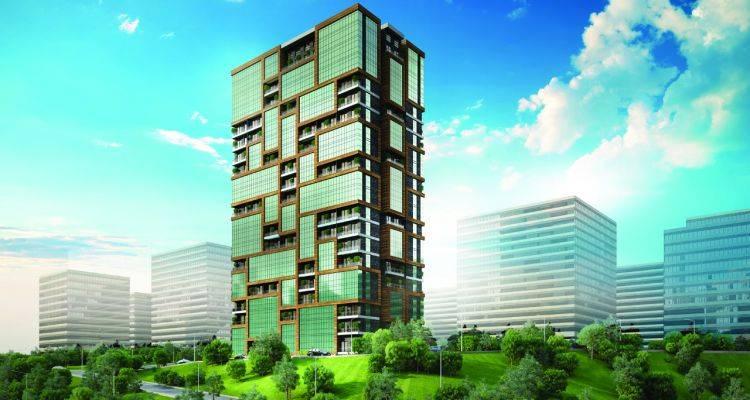 Alya Life Residence Fikirtepe'de 580 Bin TL