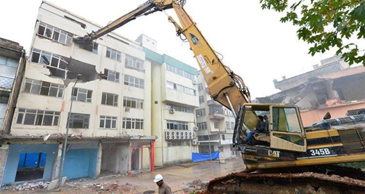 Kentsel Dönüşümün Deprem Riskini Azaltıyor