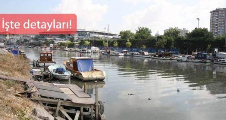 Kadıköy Kurbağalıdere Islah Projesi İmar Planı Çıktı