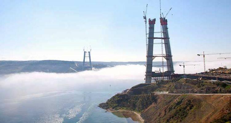 KGM'den 3. Köprü Projesi Açıklaması