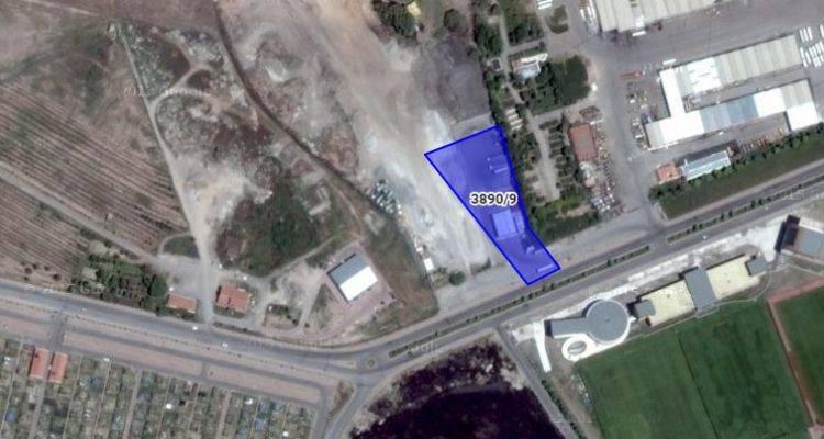 Kayseri CNG İkmal İstasyonu Arsası Satışa Çıkıyor