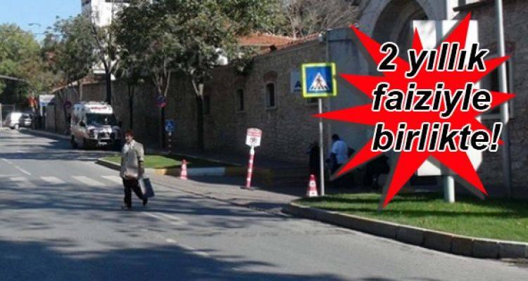Ermeni Vakfı İBB'den Arazisini Geri Alıyor!