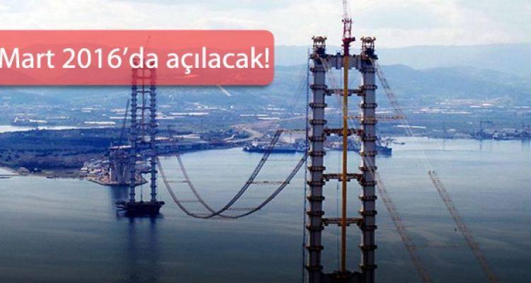 İzmit Körfez Geçiş Köprüsü Ücreti Belirlendi