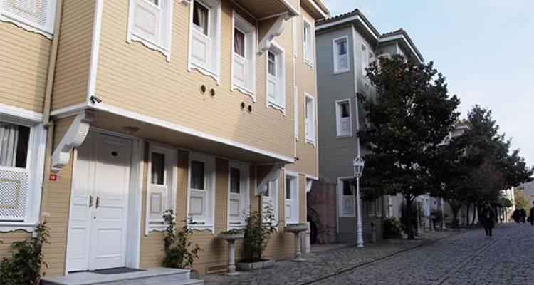 Bu Sokakta Odaların Gecelik Kirası 700 Euro