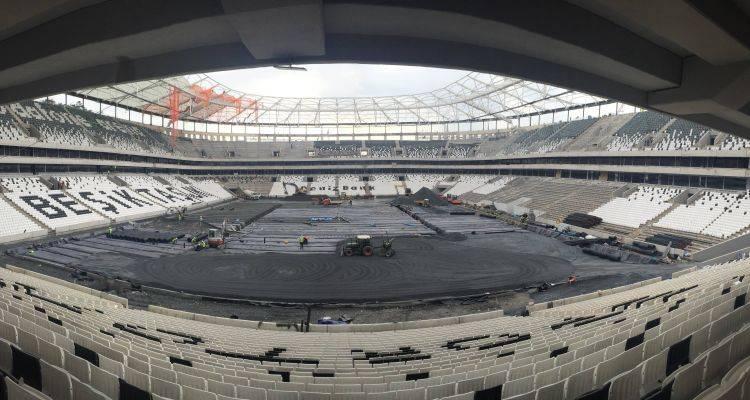 Vodafone Arena Açılış Tarihi Haftaya Açıklanacak