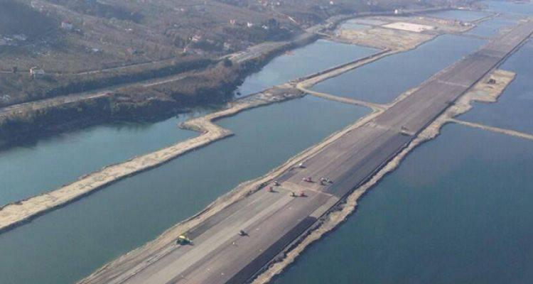 Ordu-Giresun Havalimanı Ne Zaman Hizmete Açılacak?