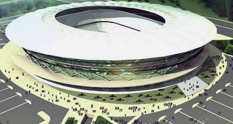 Sakarya'nın Yeni Stadı Ne Zaman Tamamlanacak ?