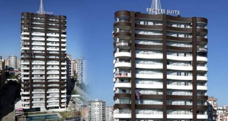 Erciyes Suits Projesinde 275 Bin TL'ye 2+1