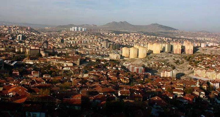 Ankara'ya Dar Gelirliler İçin 150 Bin Konutluk Proje!
