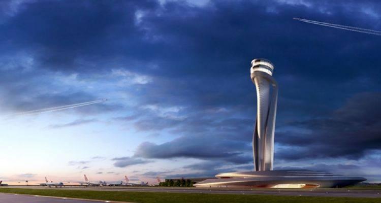 3. Havalimanı Kulesine Uluslararası Ödül