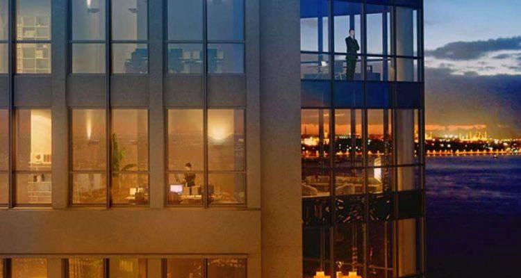 İstanbul Ofis Pazarı Hızla Büyüyor