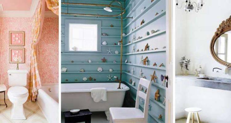 Şık Banyolar İçin Dekorasyon Fikirleri