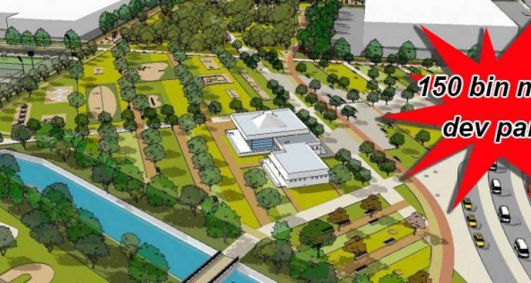 İstanbul'un Dev Parkı Hizmete Açılıyor!