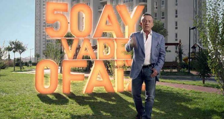 Ağaoğlu '50 Ay 0 Faiz' Kampanyasıyla Stokları Eritti