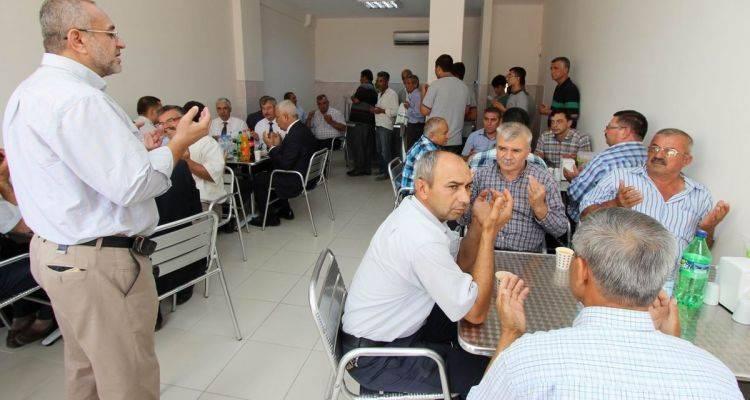 Manisa Saruhanlı'da Ücretsiz Aşevi Açıldı!