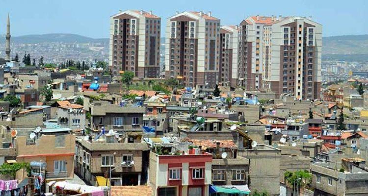 İstanbul'da 10 İlçe Kentsel Dönüşüme Başladı