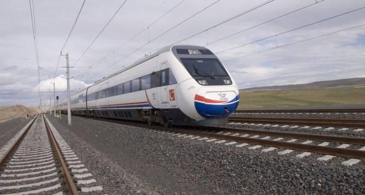 Ankara İzmir Hızlı Tren İhalesinin Kazananı Belli Oldu