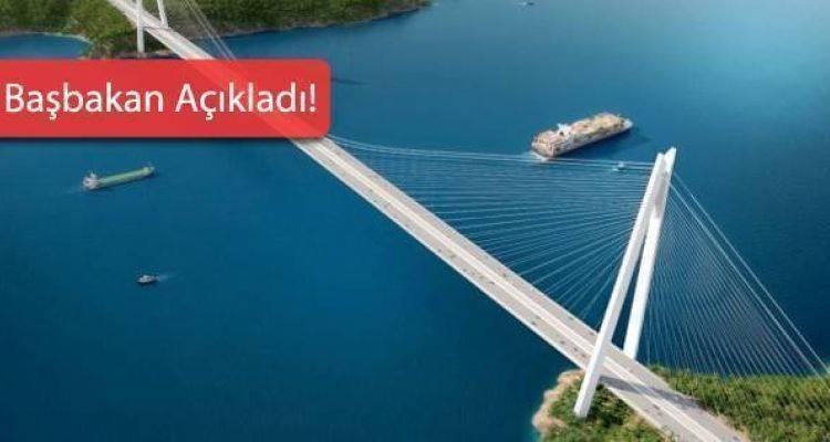 3.Köprü Projesinde Flaş Karar
