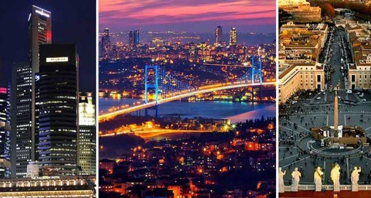 Dünyanın En Pahalı 20 Şehri