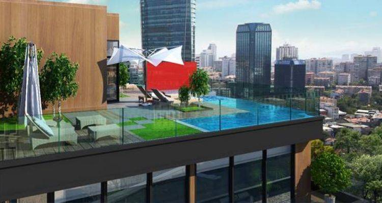 Propa Plus Residence'ta 1 Milyon 250 Bin TL'ye 2+1
