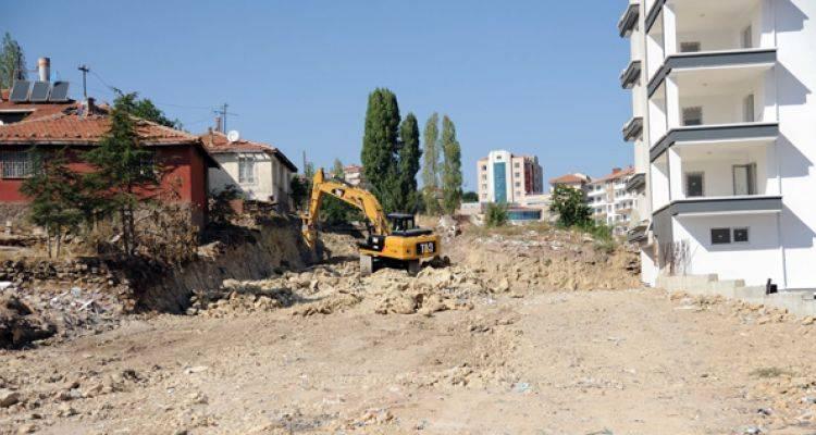 Ankara Altındağ'da Kentsel Dönüşüm Çalışmaları
