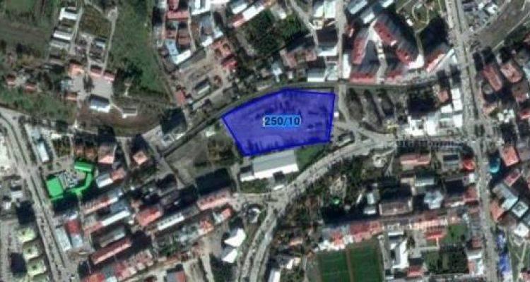 Halk GYO Erzurum Projesine Ruhsat Aldı