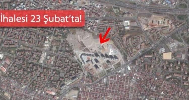 Ataşehir Dev Kent Parkı İhaleye Çıkıyor