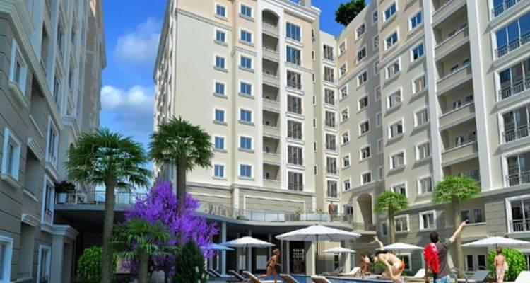 Life City Suites'te Hemen Teslim Daireler 192 Bin Lira
