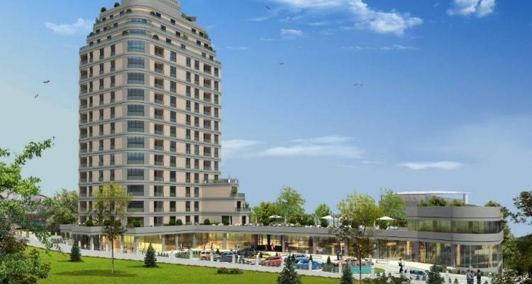 Huzzak Tower Plus Projesi Ağustos 2016'da Teslim