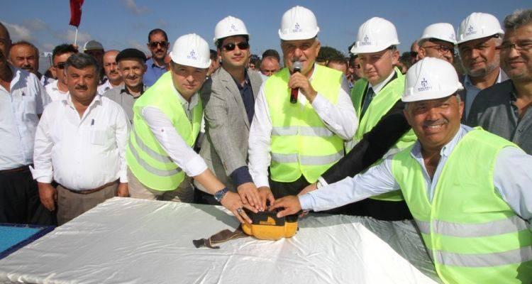 Kocaeli Büyükşehir Belediyesi'nden 121 Yeni Proje!