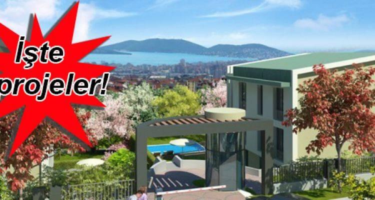 Demirli Yapı'dan Anadolu Yakası'nda 8 Yeni Proje!