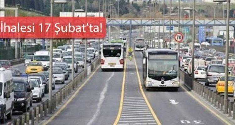 Metrobüslerde Reklam Dönemi Başlıyor