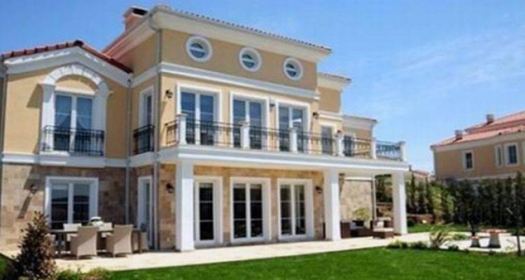 Nicchia Projesi 11 Özel Villadan Oluşuyor