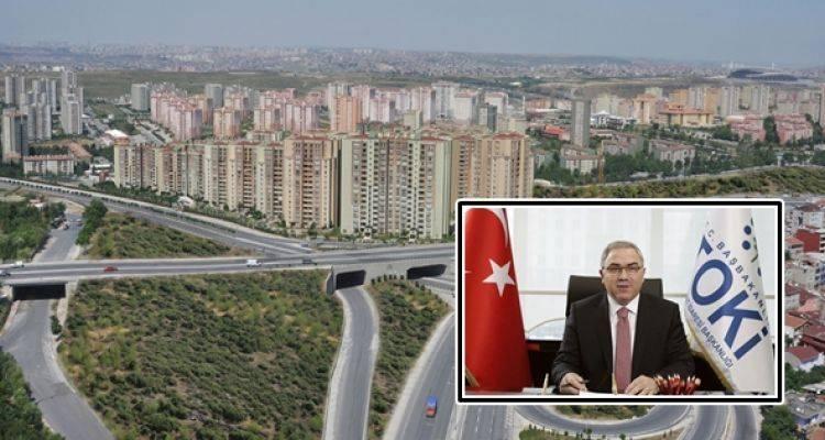 Toki'den İstanbul'a Sosyal Konut Müjdesi