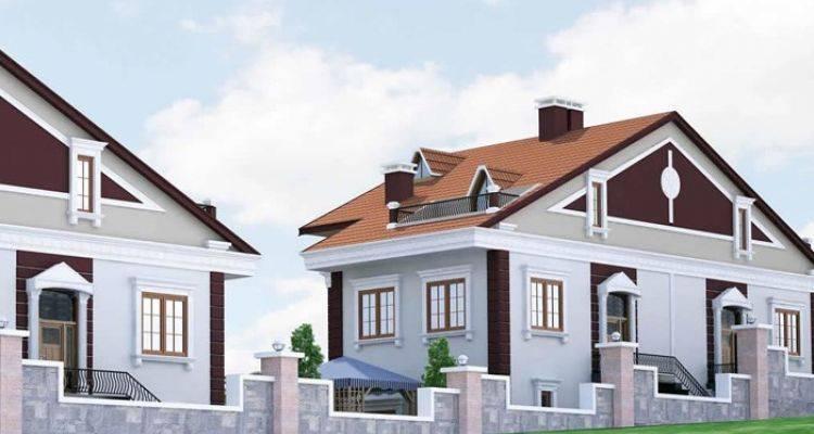 Gravür Zekeriyaköy Evleri 4 Özel Villadan Meydana Geliyor