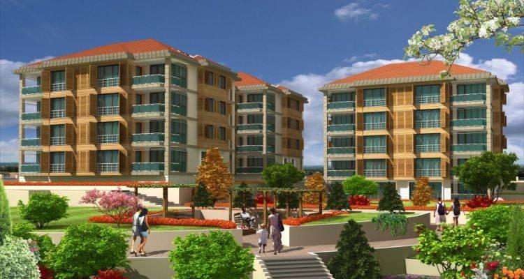 Silivri Saray Evleri'nde Satışlar Sürüyor