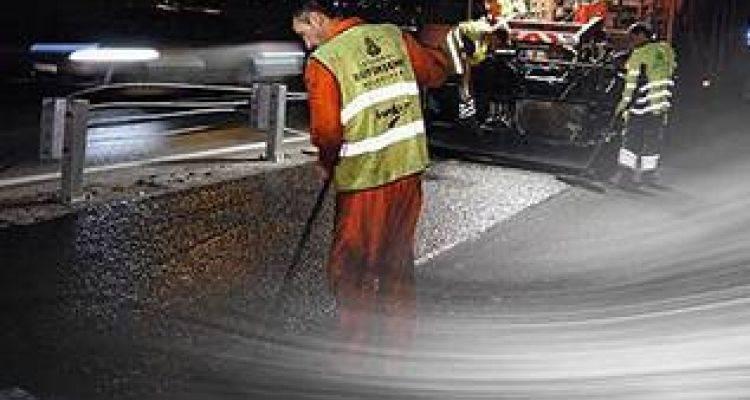 İbb Metrobüs Yolu Asfalt Yenileme Çalışmalarının 2. Etabına Başlıyor