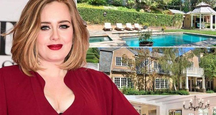 Adele 9,5 Milyon Dolara Ev Satın Aldı