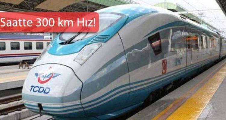 Çok Yüksek Hızlı Tren Setininin İkincisi de Geldi