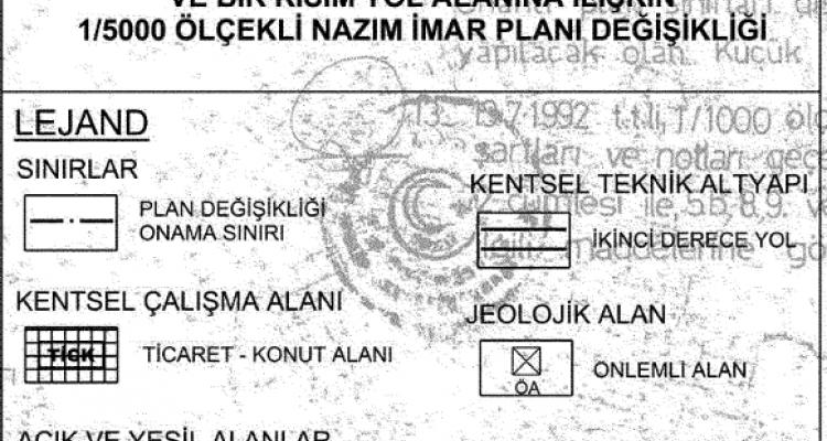 Ataşehir İçerenköy  Kentsel Dönüşüm Planı Askıda