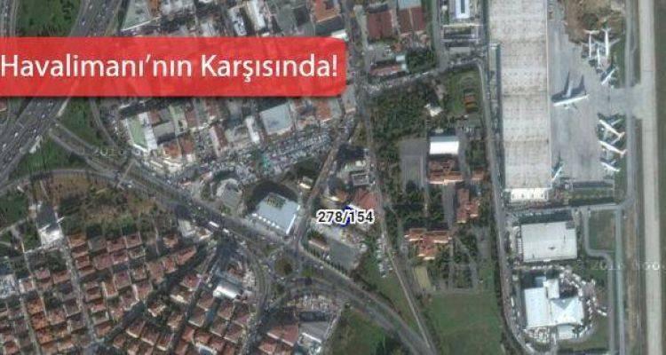 Karayolları Genel Müdürlüğü'nden Bakırköy'de Satılık Arsa
