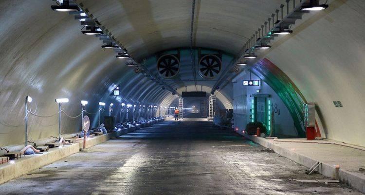 Avrasya Tüneli'nden İlk Geçiş Yarın